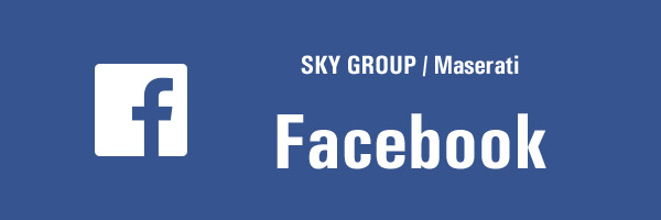 SKY GROUP / Maserati Facebook