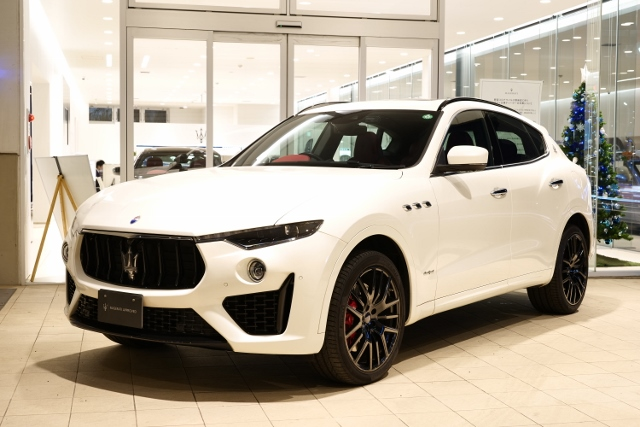 2019 Levante S GranSport