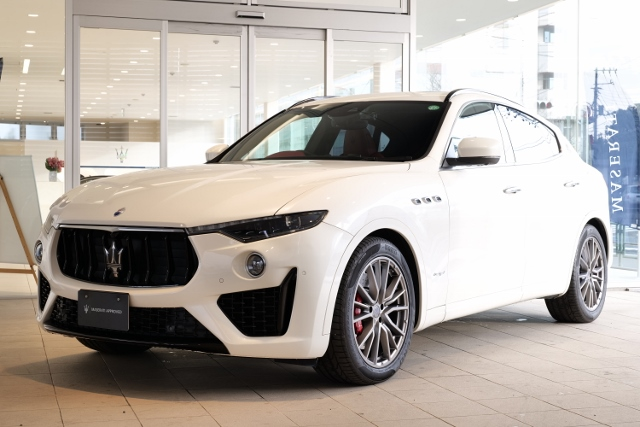 2019 Levante GranSport